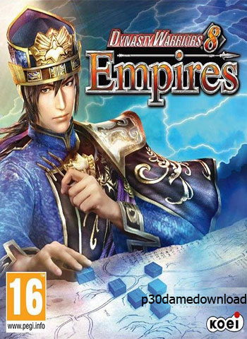 دانلود بازی Dynasty Warriors 8 Empires برای PC