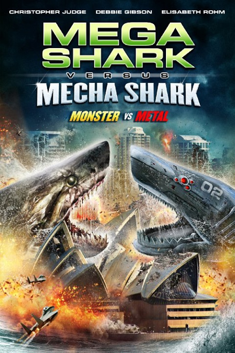 دانلود فیلم Mega Shark Vs Mecha Shark 2014
