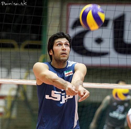 بیوگرافی و عکسهای بازیکنان تیم ملی والیبال ایران در لیگ جهانی 2014