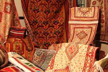 آشنایی با انواع فرشهای دستباف