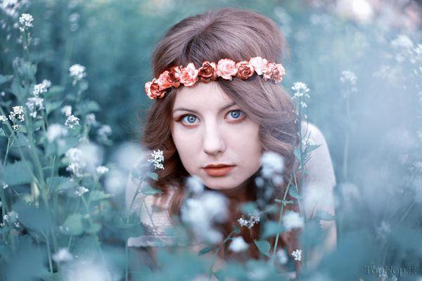 عکس هاي جالب و احساسي از چهره زنان