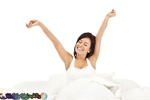 شش راه مفید برای داشتن یک خواب شبانه راحت
