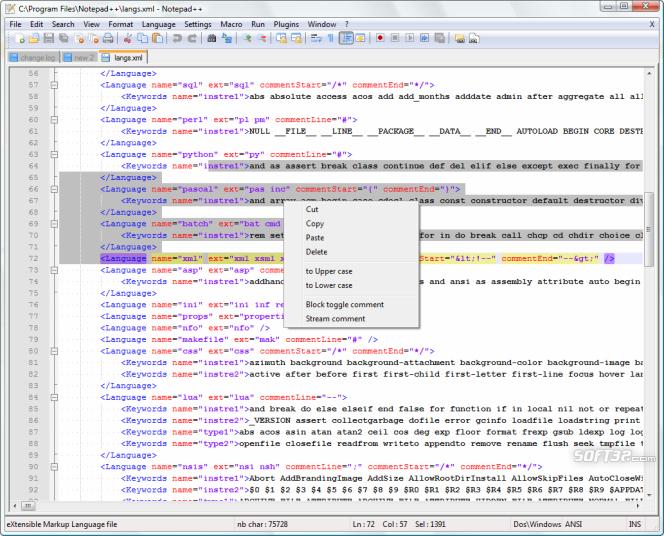 notepad++ 6.1.7 & 6.3.3 - wWw.Patoghpc.R98.IR