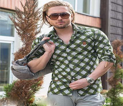 مدل پیراهن مردانه جدید 2015