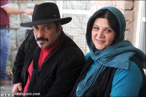 عکس امیر جعفری و همسرش|پی سی پارسی|دایرکتوری بروزترین عکس های نت