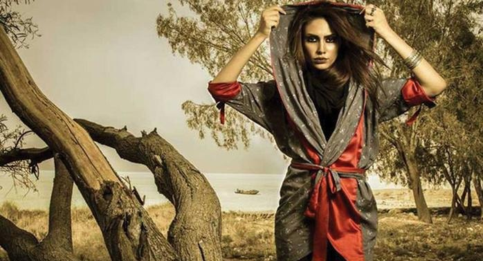 عکس مانکن ایرانی