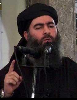 خبر تایید نشده مرگ سرکرده داعش