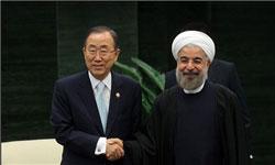 ارائه گزارش ضد ایرانی بانکیمون به مجمع عمومی
