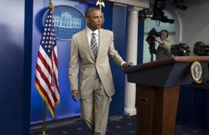 آقای اوباما! اشتباه کردید که ایران را از قلم انداختید