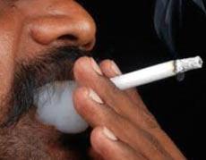 تاثیر سیگار بر پوست،مو،چشم،دهان و ریه