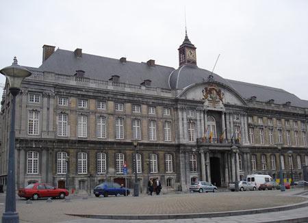 کاخ شاهزاده اسقف در لیژ، بلژیک