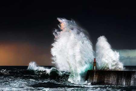 تصاویر بسیار دیدنی از فانوسهای دریایی