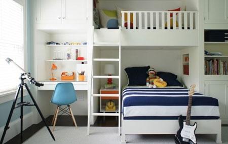 اتاق کودک را اینطور دکوربندی کنیم