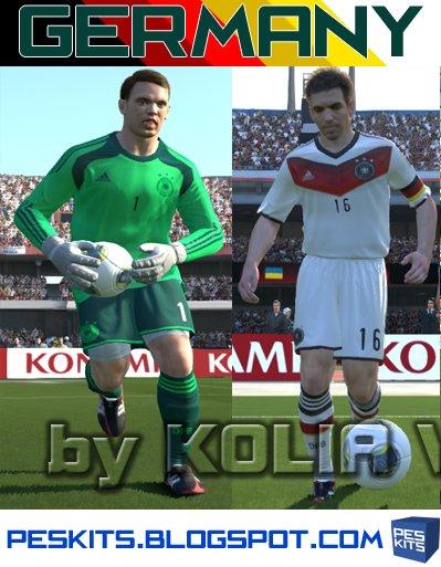 کیت تیم ملی آلمان