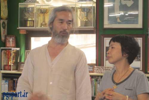 تصاویر باشگاه و موزه استاد کانگ شین چال در کره جنوبی - عکس تکواندو