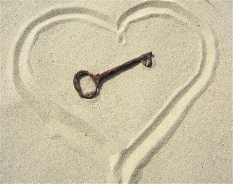 عکس های عاشقانه قشنگ به شکل قلب مرداد 92