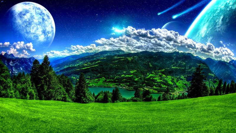 Most Beautiful Landscapes On Earth Memes