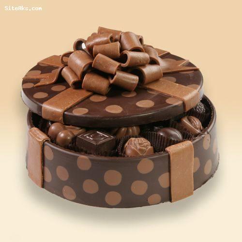 نتیجه تصویری برای شکلات تلخ برای تولد
