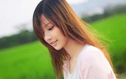 والپیپر دختر کره ای در مزرعه