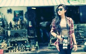 والپیپر دختر کره ای عکاس