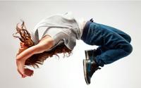 والپیپر دختر -رقص موزیک