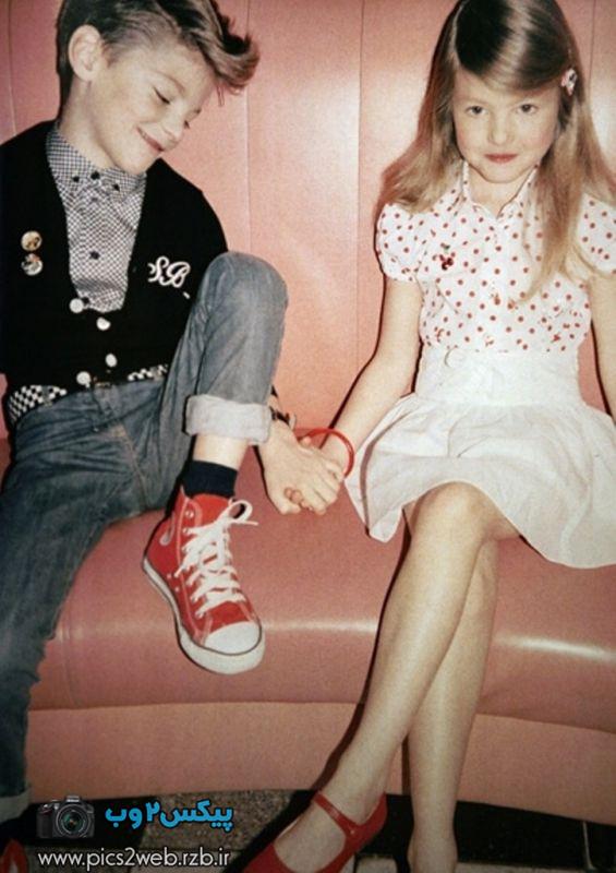 عکس دختر و پسر