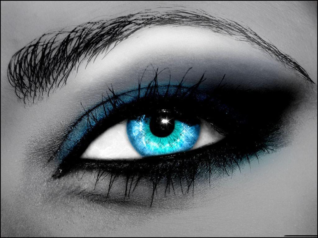 عکس های فوق العاده زیبا از زیباترین چشم های جهان