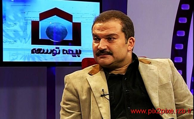 مهدی سلطانی بازیگر سریال مادرانه