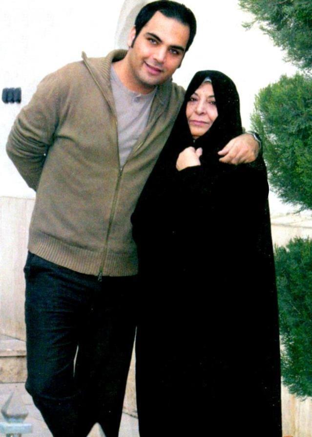 عکس های احسان علیخانی مجری برنامه ماه عسل