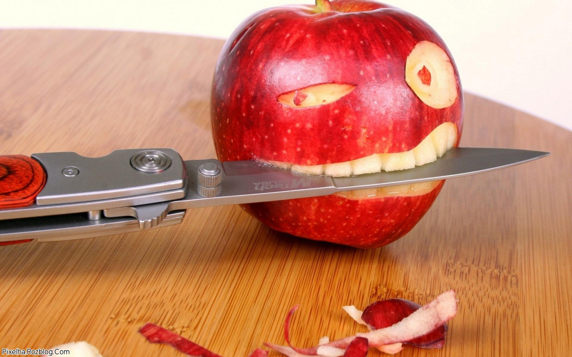 سیب چاقوکش