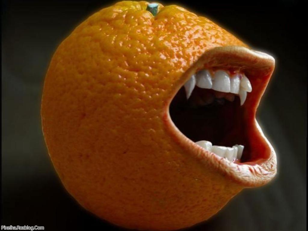 پرتقال خون آشام