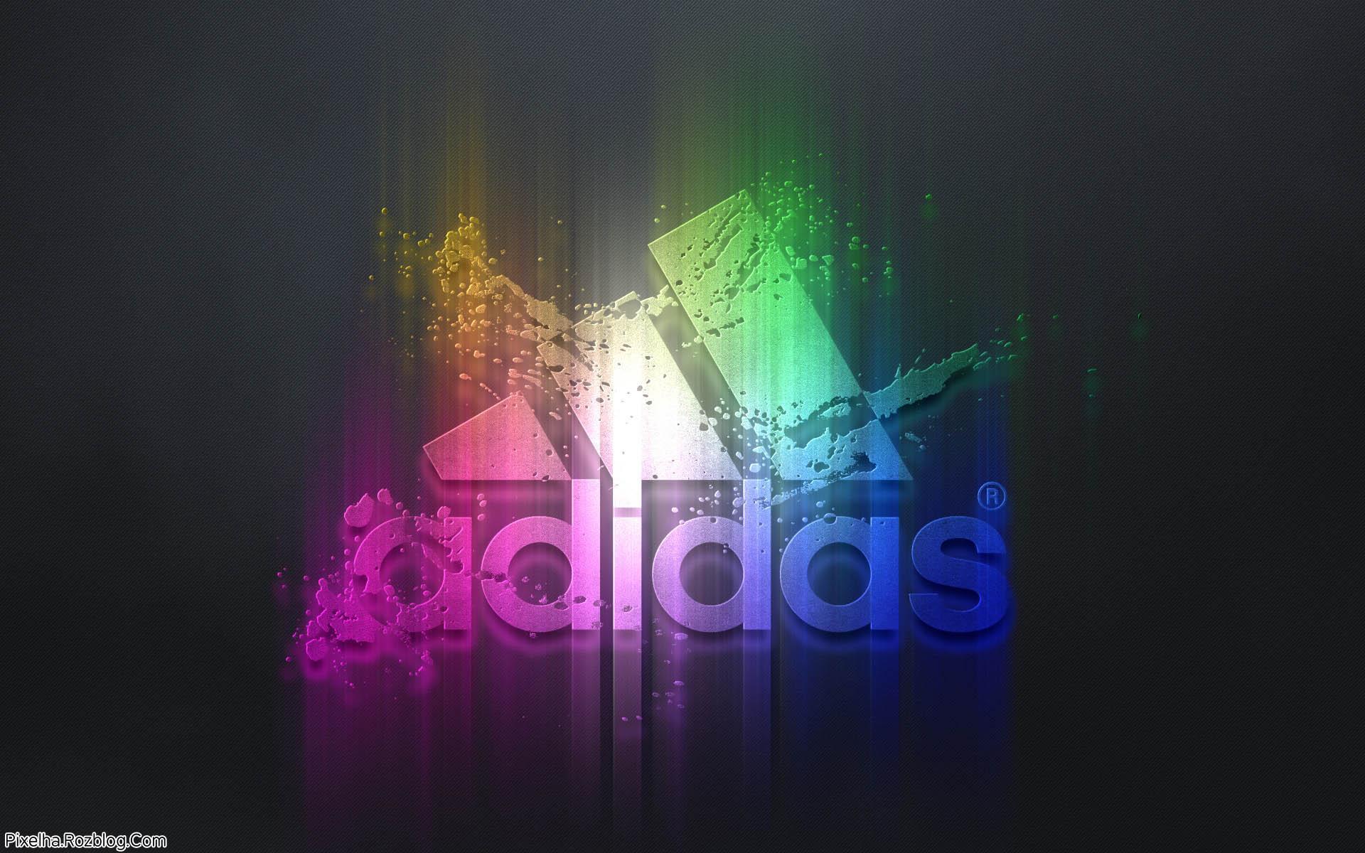 لوگو بسیار زیبای شرکت Adidas