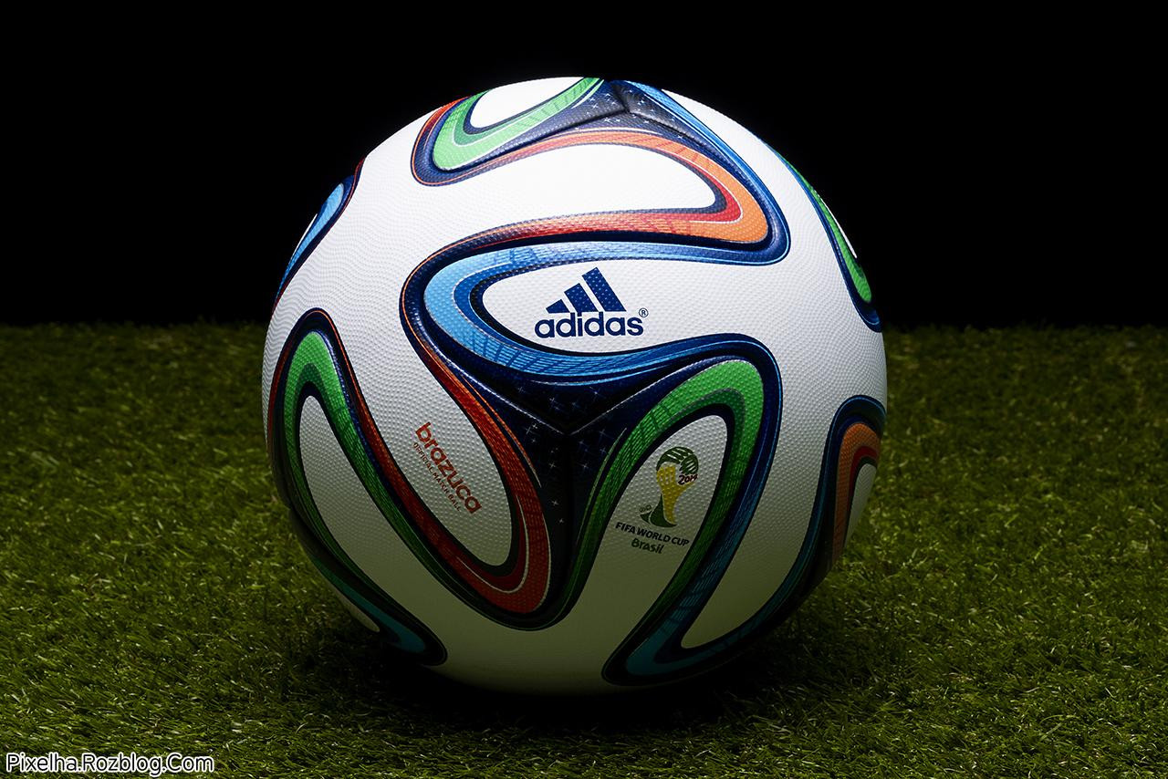 توپ رسمی جام جهانی 2014 برزیل
