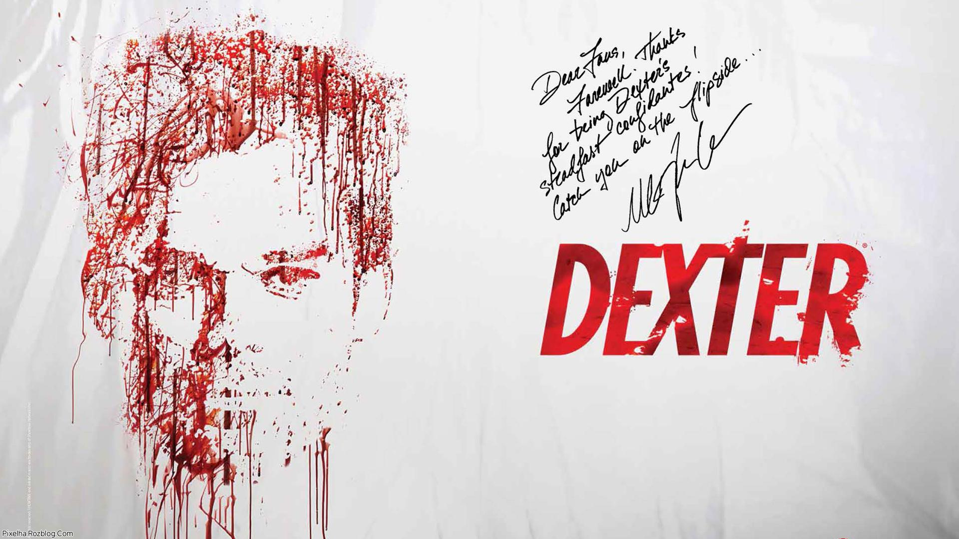 والپیپر سریال Dexter