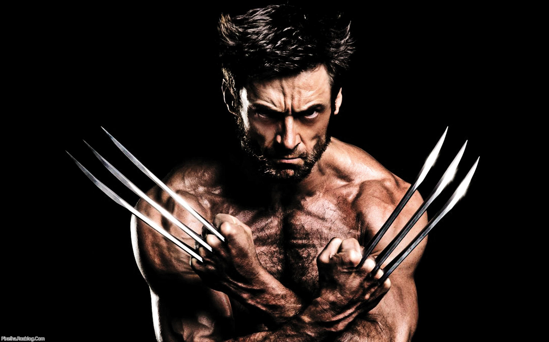 والپیپر زیبا از فیلم Wolverine 2013