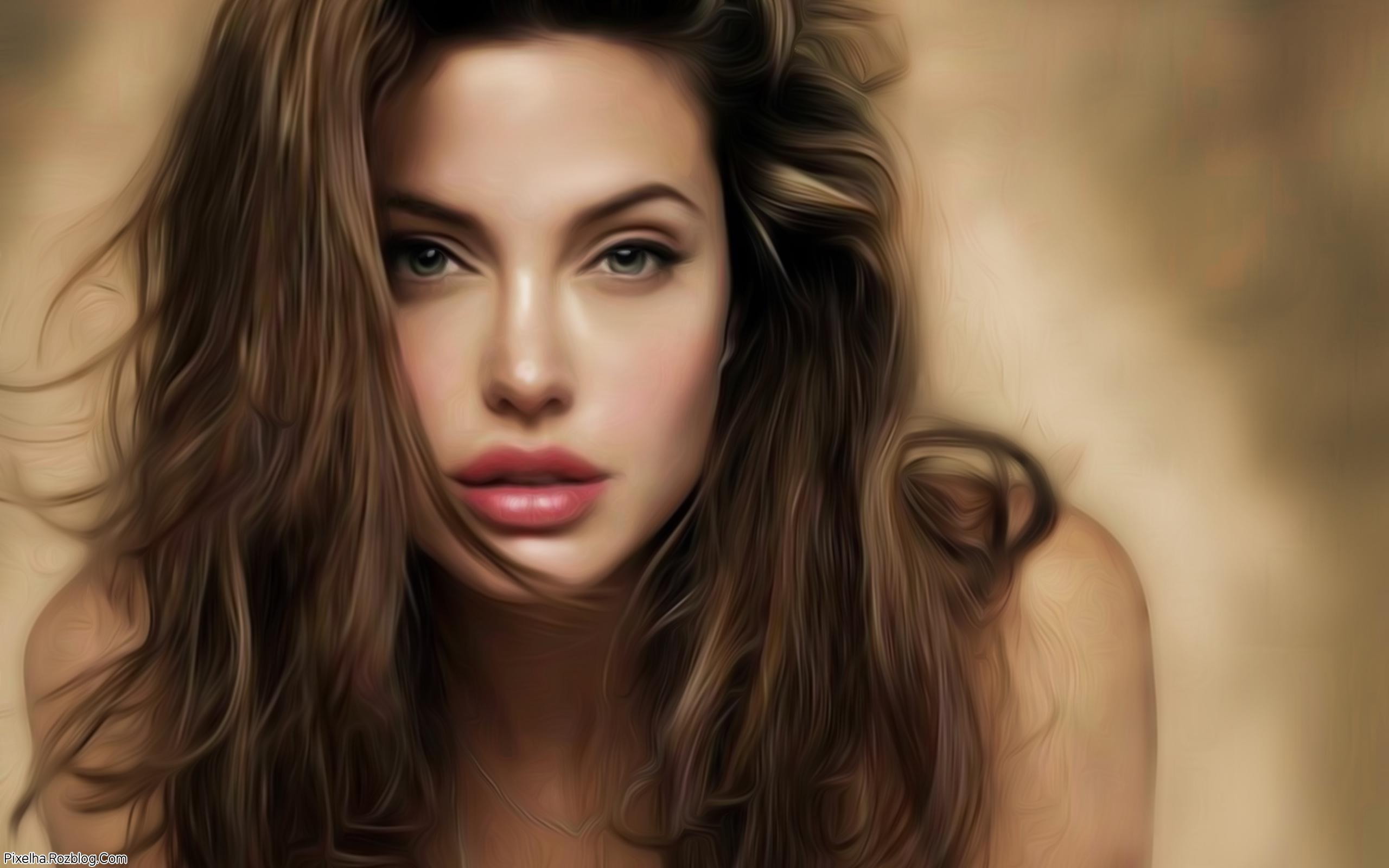 عکس جدید Angelina Jolie