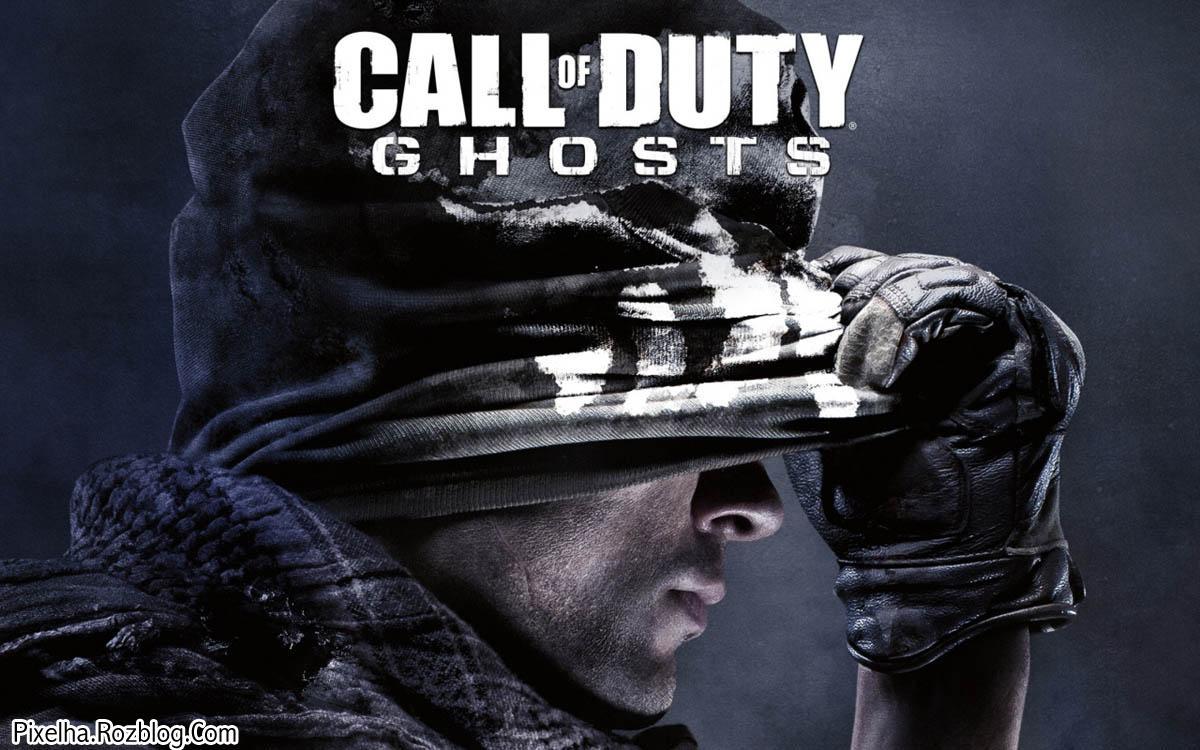 والپیپر بازی Call Of Duty Ghosts