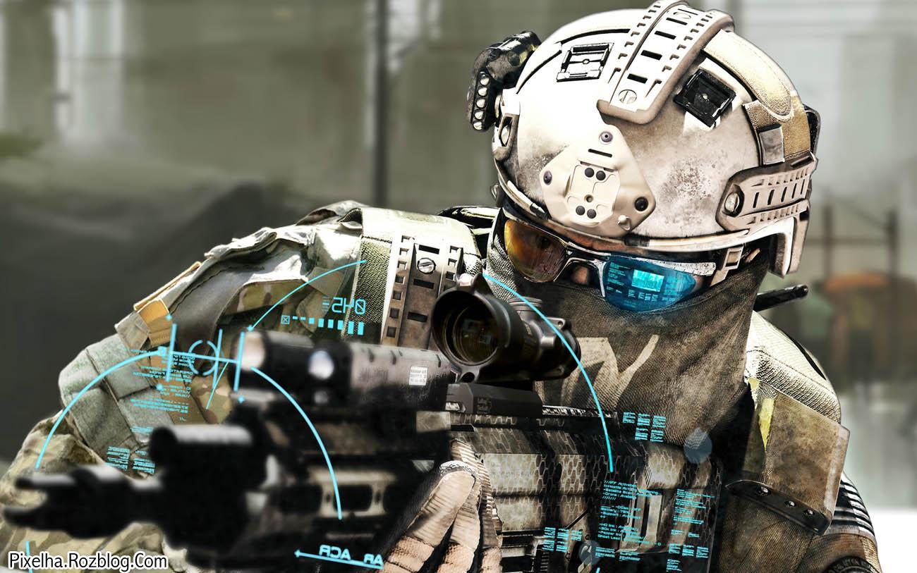 سرباز آینده