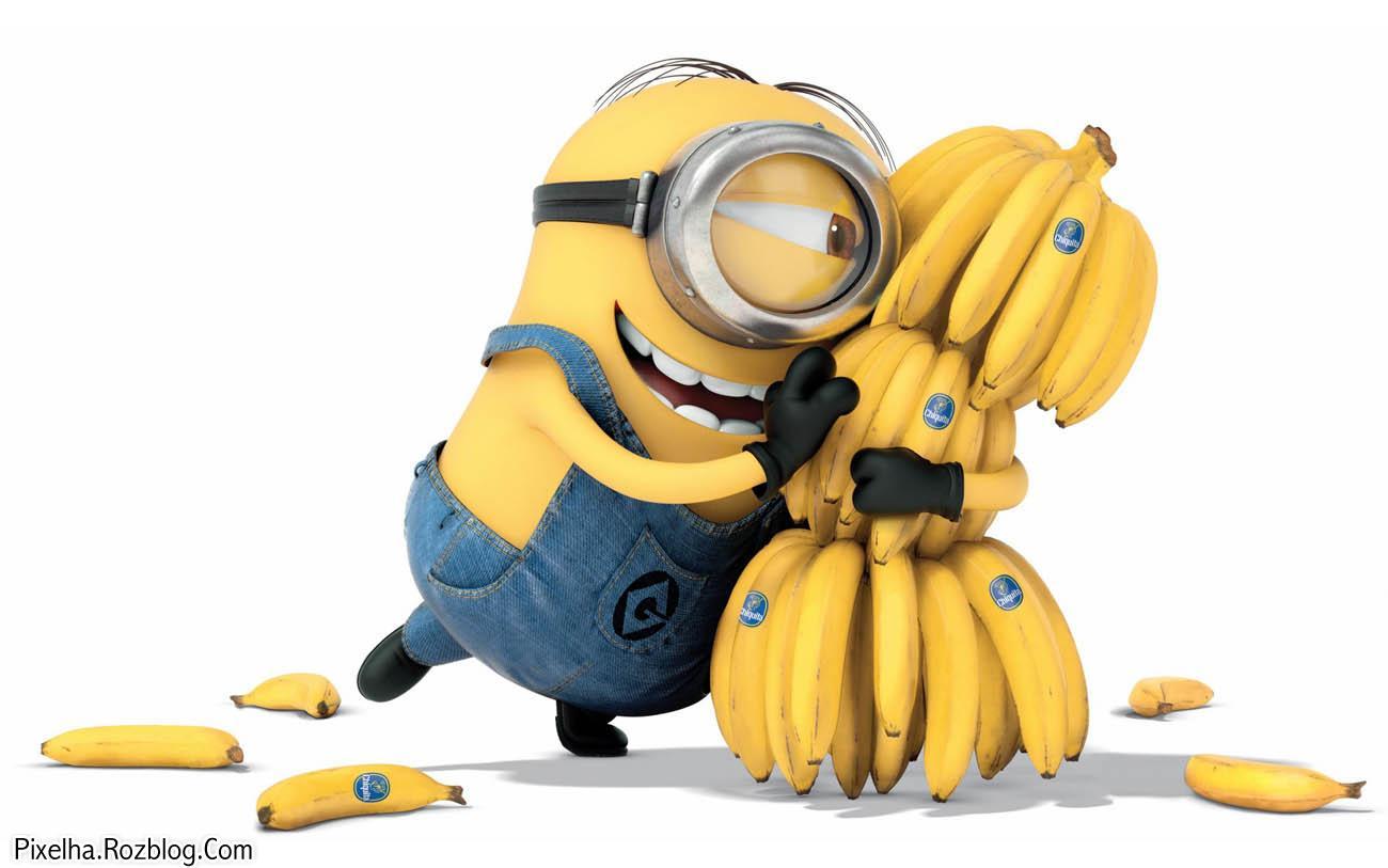 مینیون آدمک های زرد انیمیشن Despicable Me