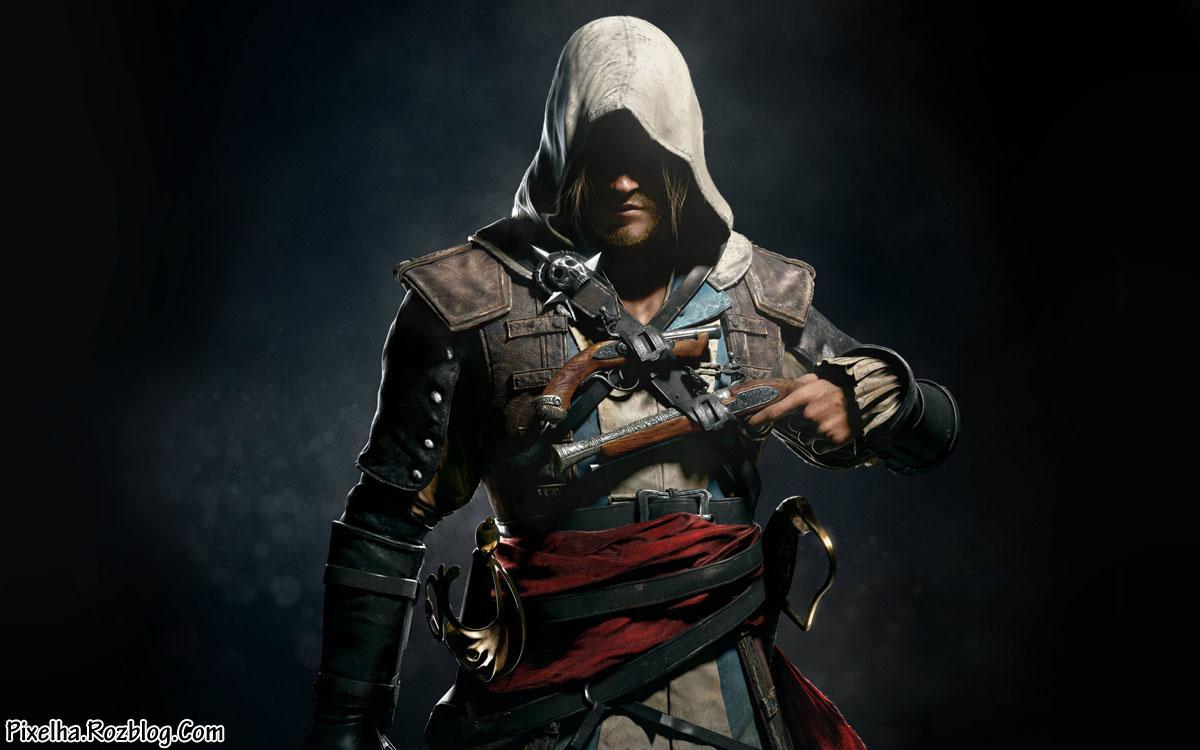 شخصیت بازی assassins creed 4