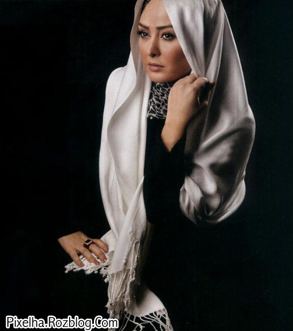عکسی زیبا از الهام حمیدی