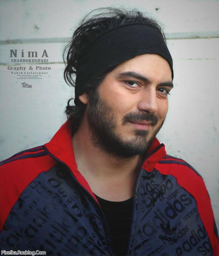 عکس جدید نیما شاهرخ شاهی