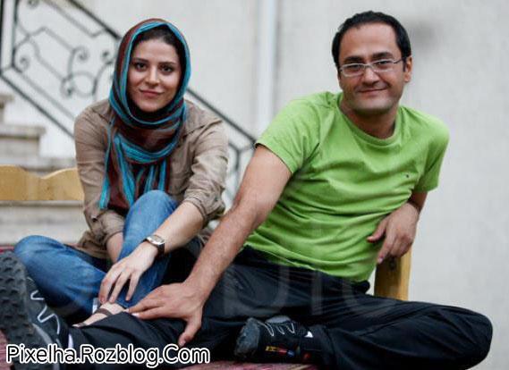 عکس جدید رامبد جوان و همسرش سحر دولتشاهی