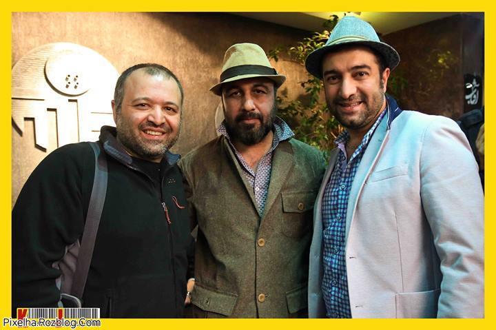 مجيد صالحي، رضا عطاران و علي صالحي