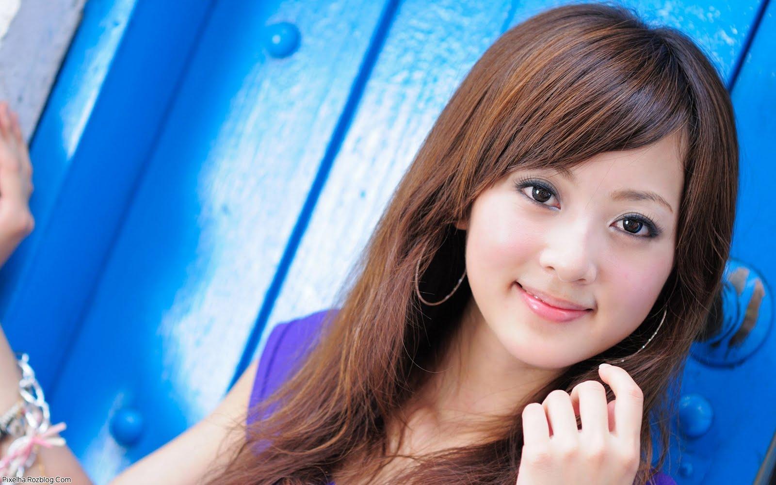 عکس دختر کره ایی