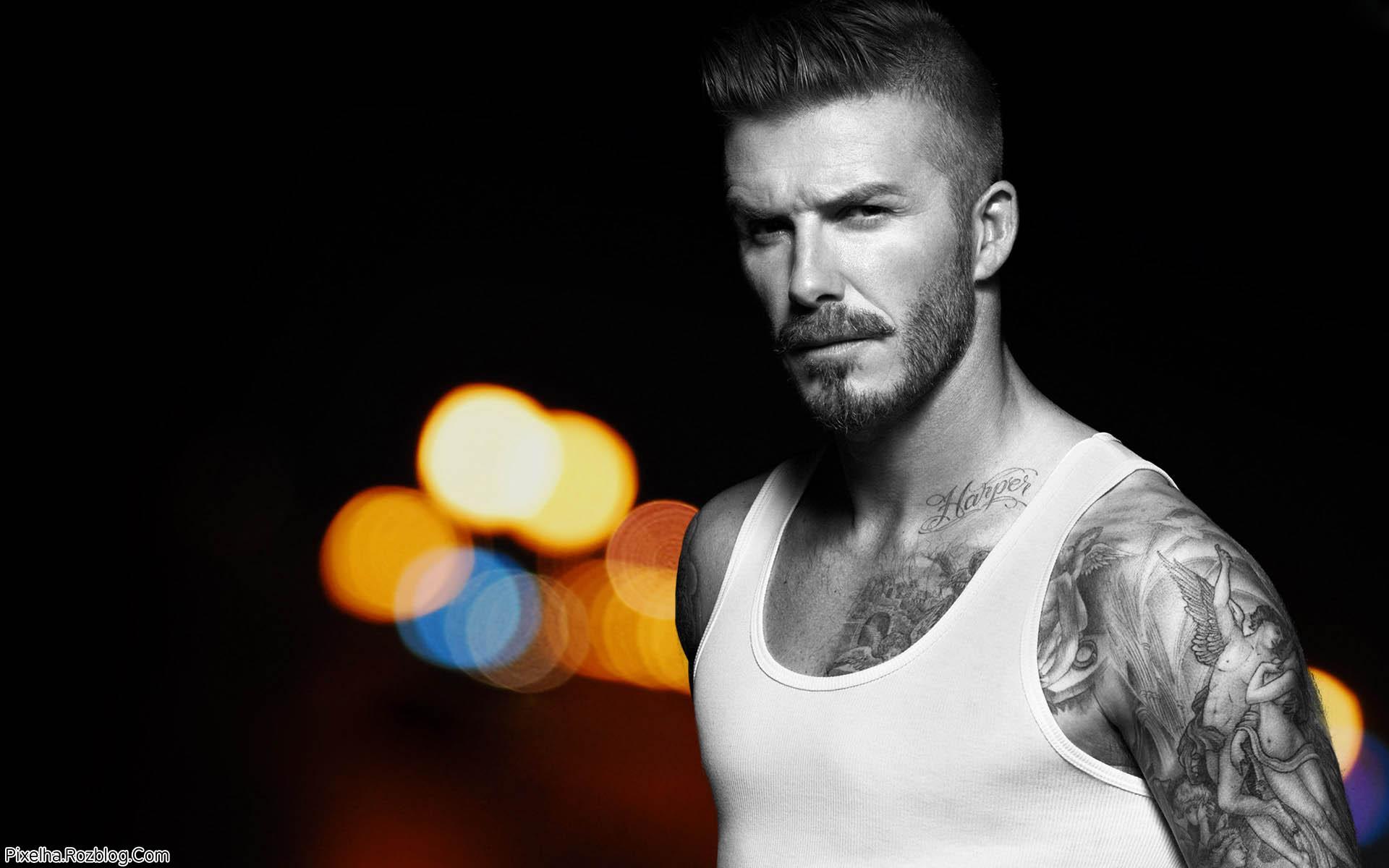 عکس 2014 دیوید بکام (David Beckham)