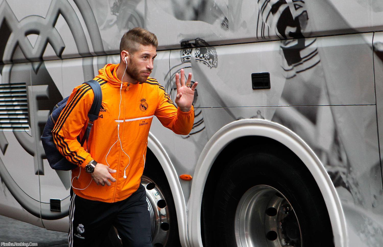 عکس جدید Sergio Ramos