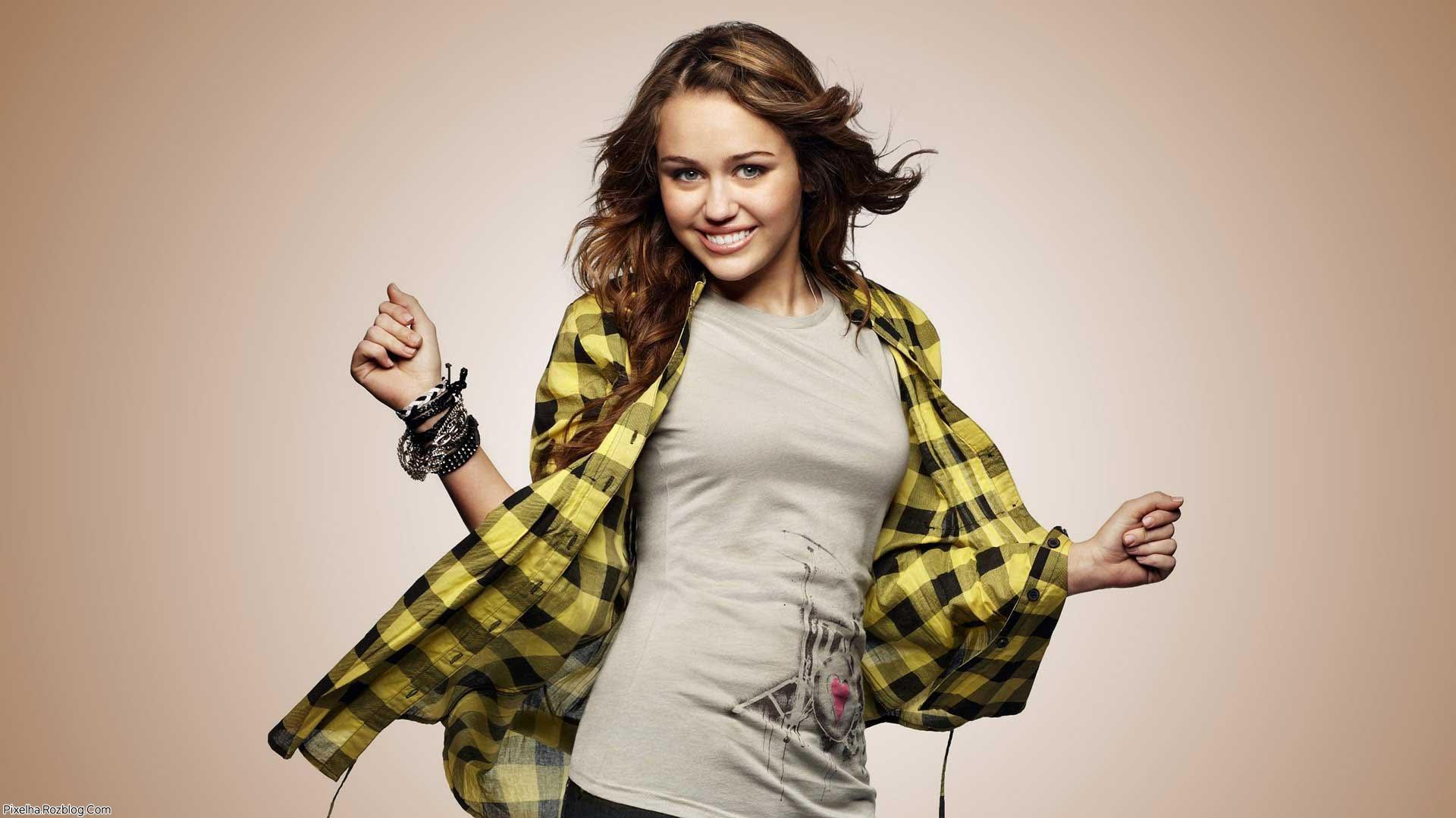 عکس بسیار زیبا از Miley Cyrus