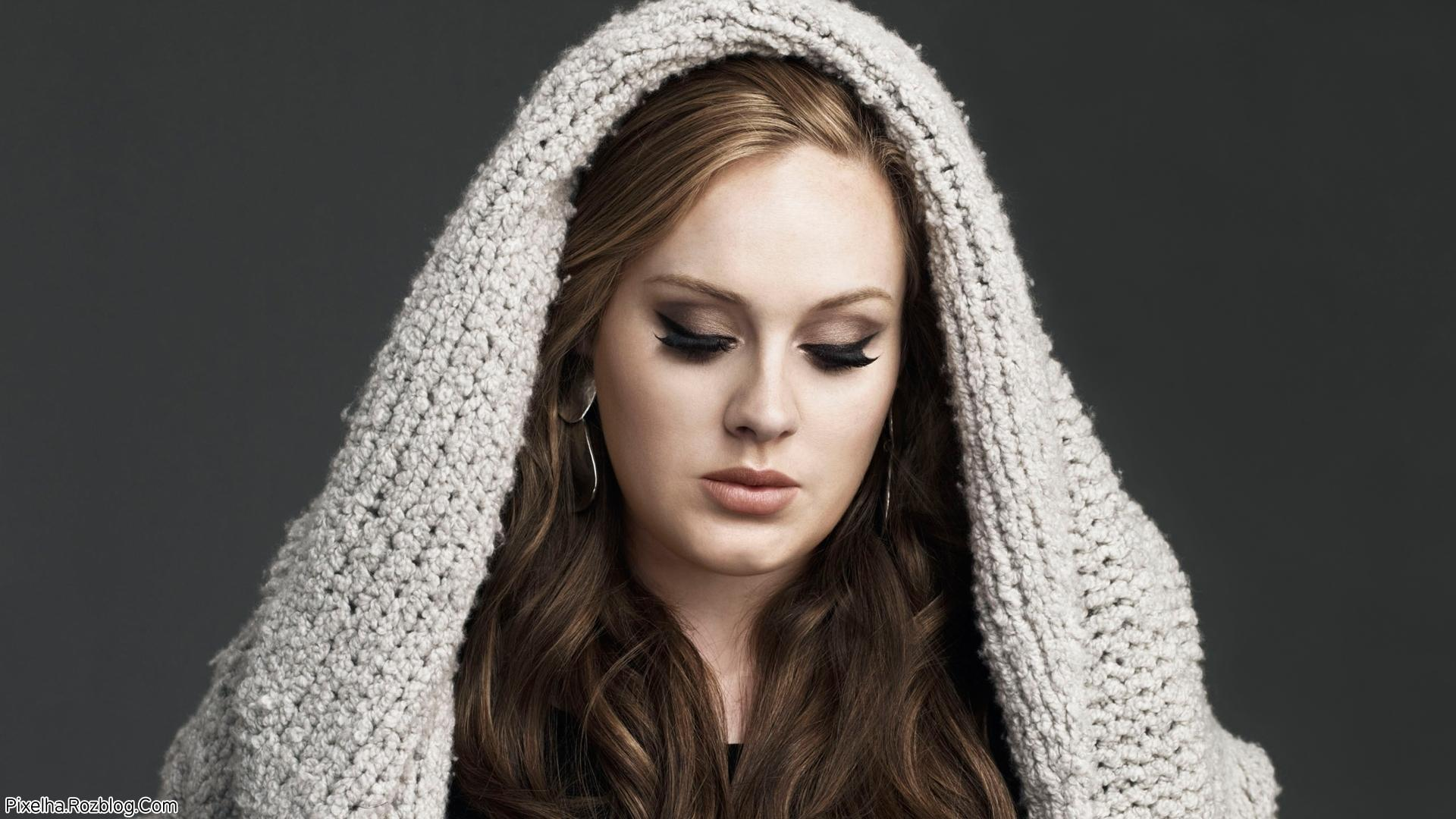 عکس جدید Adele