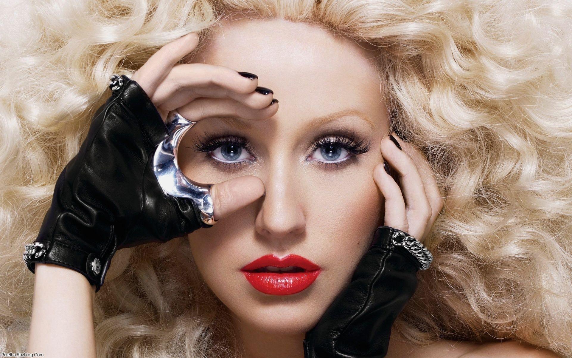 عکس جدید Christina Aguilera